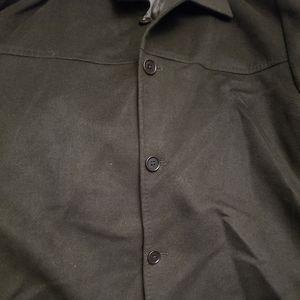 Michael kors mens blazer Reg 44 brown gently used